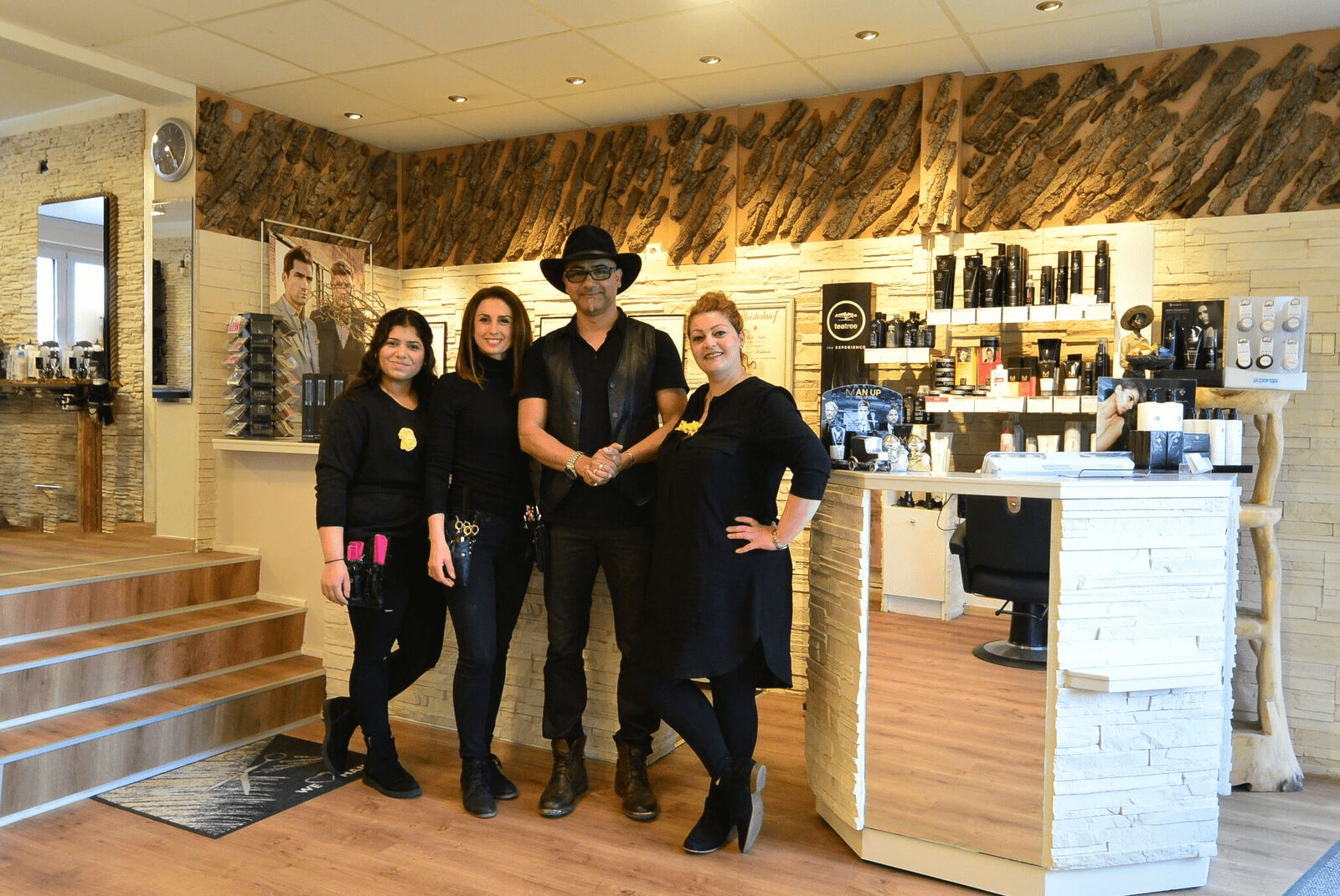Friseur Hamburg – i change your style